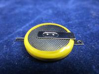 CR2032 Lithium Battery with Solder Tabs for Nintendo, Super Nintendo & Genesis