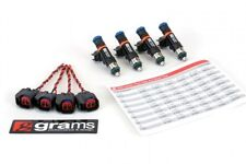 GRAMS Fuel Injector Kit 1000cc for 02-06 Acura RSX/04-08 TSX/02-05 Civic SI