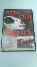 "RED HOT CHILI PEPPERS ""BY THE WAY"" DVD SINGLE"