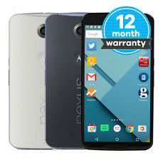 Motorola Nexus 6 - 32GB - Unlocked SIM Free Smartphone Various Colours
