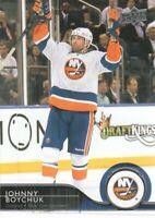 2014-15 Upper Deck Hockey #375 Johnny Boychuk New York Islanders