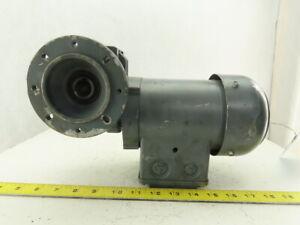 Bauer BS03-34H/D05LA4 62:1 Ratio 26RPM 120W 480V 60Hz 3Ph Right Angle Gearmotor