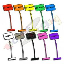 "1,000 1"" REGULAR STANDARD BARBS TAG TAGGING GUN FASTENERS HIGH QUALITY 10 COLORS"