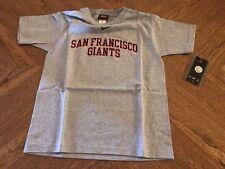 San Francisco Giants NIKE Kids Size (4) T-Shirt NWT