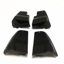 4p Black Mud Flaps Splash Guard Mudguard Fender For Alfa Romeo Giulia 952 17-18