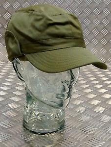 Genuine Swedish Army Green M59 Combat/Fatigue Baseball Cap/Hat - All Sizes - NEW