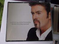 GEORGE MICHAEL Ladies and Gentlemen 2CD fatbox