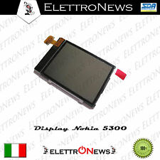 Display LCD Schermo Nokia 5300 Compatibile  6233 - 6234 - 7370 - 7373 - E50