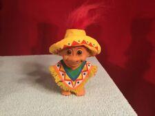 Vintage Russ Troll Dolls Sombrero