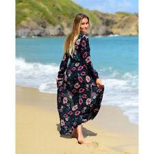 BNWT BILLABONG LADIES NEW SEASON WOODLANDS MAXI DRESS (10) RRP $120 LAST ONE