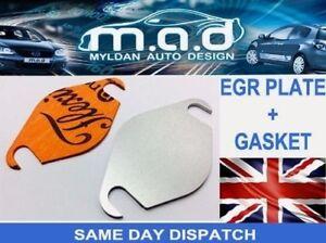 Gesteckt Audi AGR Blindplatte Inklusive Dichtung A1 A2 A3 A4 A5 A6 Q5 Q7 - Tdi