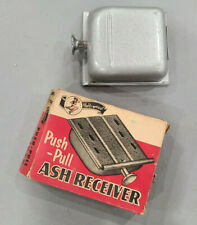 Vintage NOS Hollywood ASHTRAY Under Dash auto car truck classic accessory old