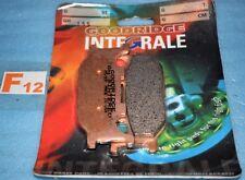 2 plaquettes de frein GOODRIDGE Yamaha TMAX 500 FZ6 600 FAZER YP 250 Majesty XJ6