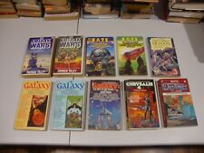 SCI FANTASY THE AMTRAK WARS F.A.T.E. GALAXY DESTINIES CHRYSALIS 4 10 BOOKS
