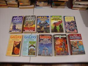 SCI FANTASY THE AMTRAK WARS F.A.T.E. GALAXY DESTINIES CHRYSALIS 4 10 BOOKS