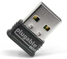 Plugable USB Bluetooth 4.0 Micro Adapter for Windows 10,8,7