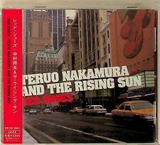 Teruo Nakamura & The Rising Sun- Red Shoes JAPAN NEW CD (OBI SAMPLE PROMO) Jazz
