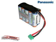 Antriebsakku für Wedico Original Panasonic 12V2700mAh MPX, Stecker frei wählbar
