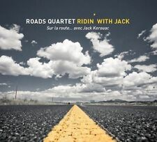 ROADS QUARTET - RIDIN WITH JACK - CD - 14 TITRES - 2013 - NEUF NEW NEU