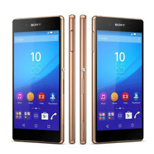 "Gold-5.2"" Sony Xperia Z3+ E6553 32GB 4G LTE 20.7MP Android Smartphone Unlocked"