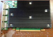492187-001 HP NVIDIA QUADRO NVS450 512MB PCIE 4-PORT GRAPHICS CARD 490565-001