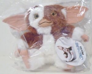 "GIZMO (SMILING) Gremlins Movie 6"" inch Soft Plush Doll Neca 2015"