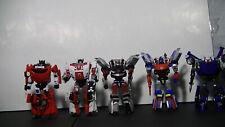 Transformers Universe Generations MIxed Lot Sideswipe Red Alert