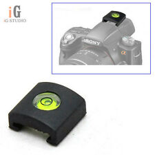 2 IN 1 buble Spirit Level Cover Protector for SONY hot Shoe