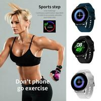 Smart Watch Sports IP67 Blood Pressure Heart Rate Monitor for iOS Android X9