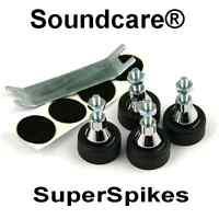 1 Set M6 SoundCare SuperSpikes Speaker / Loudspeaker  Spikes.NEW