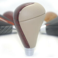 Tan Cherry Wood Gear Shift Knob for Lexus ES350 GS350 RX350 IS350 GS350 GS430