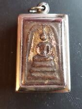 Somdej Thailand Buddhist Temple Amulet