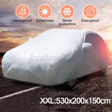 5.3M 4x4 SUV Car Cover Waterproof Dust Rainproof Sunscreen UV Snow Protector AU