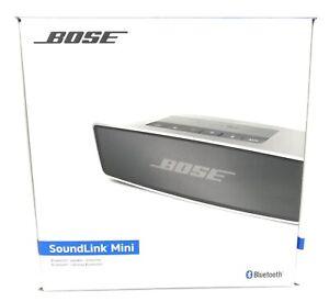 BOSE SoundLink Mini Portable Wireless Bluetooth Speaker NEW (silver) Original