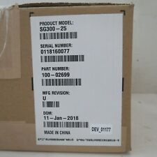 Blue Coat 100-02699, SG300-25 Full Proxy Edition ProxySG security appliance