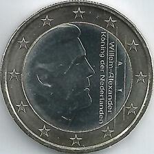 Einzelne Euro Kursmünzen Aus Den Niederlanden Günstig Kaufen Ebay