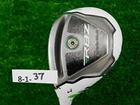 TaylorMade RBZ RocketBallz 22* Left Hand 4 Hybrid 65g Regular Graphite