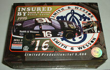 16 SMITH & WESSON Monte Carlo Limited Edition w 5x7 Ron Hornaday Photo New 1996