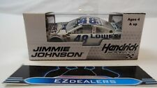 Jimmie Johnson #48 2013 Lowe's White Action 1:64 Diecast NASCAR
