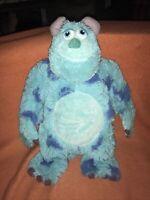 "Disney Disneyland Resort Paris Monsters Inc - SULLY - Soft Plush Toy Sulley 14"""