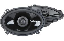 "RockFord Fosgate Punch P1462 Car Audio 4""x6"" Punch 2-way Coaxial Car Speakers"