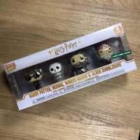 Funko Pop! Harry Potter Pocket Pop 4 Pack Figures Barnes & Noble B&N Exclusive
