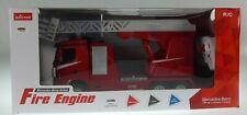 Jamara Feuerwehr Drehleiter MB Antos 1:24 - 2,4 GHz - ab 6 Jahren (161/110) NEU