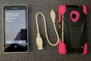 Nokia Lumia 521 Windows 8GB White (T-Mobile) Smartphone