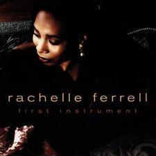 Rachelle Ferrell - First Instrument [New CD] Germany - Import