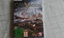 Sid Meier's Civilization PC Spiel