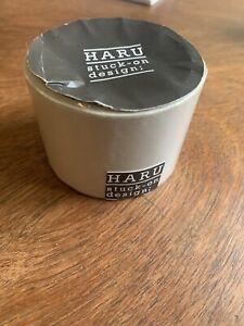 Haru Stuck On Design Washi Tape 50mm 10m Length In Lipstick