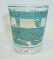 Vintage Barware - Grand Canyon Arizona Souvenir Shot Glass