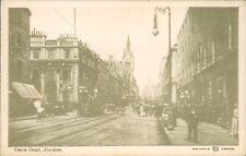 Aberdeen union street reliable series