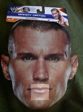 Easter Basket Stuffer Wrestling Mask WWF WWE Randy Orton Face Wrapz, New!